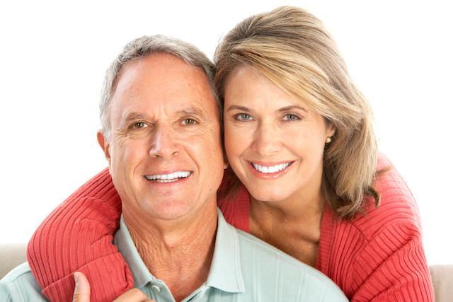 couple with dental implants | Dental Implants White Bear Lake MN | White Bear Smiles