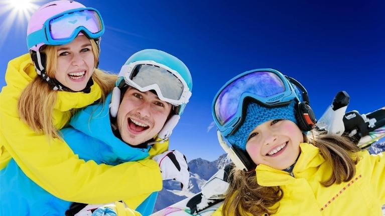 Family Skiing | Dentist in White Bear Lake